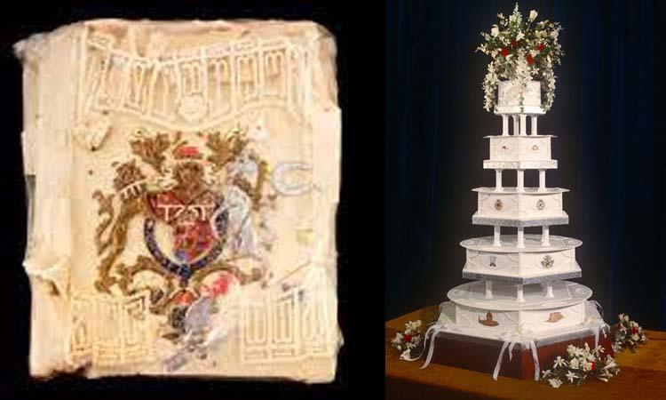 নিলামে উঠছে প্রিন্সেস ডায়ানার ৪০ বছরের পুরনো বিয়ের কেক